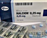 Buy Halcion online